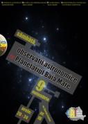observatii astronomice la planetariul baia mare - sambata 9 noiembrie